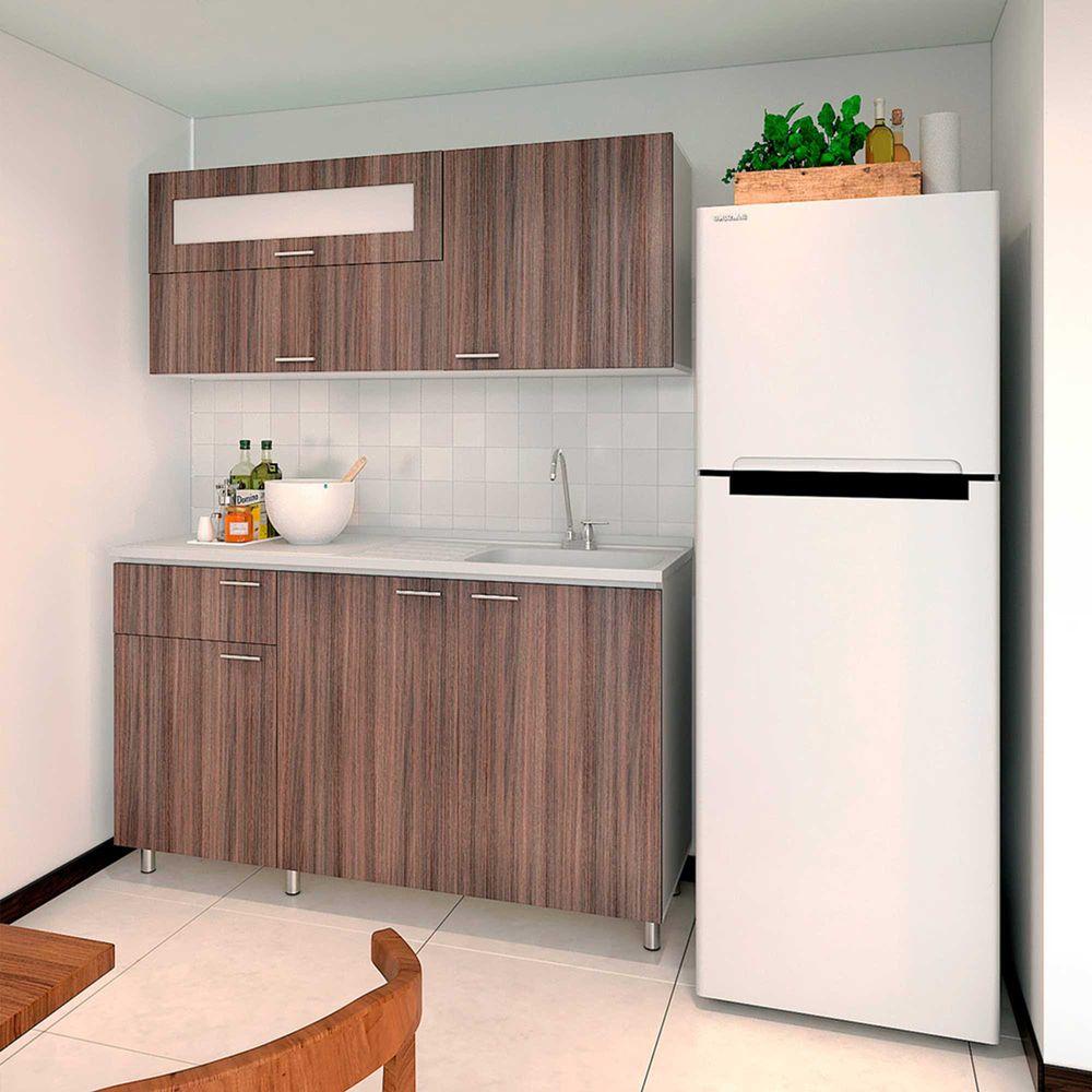 Cocina Integral Toledo 1.50M - socoda