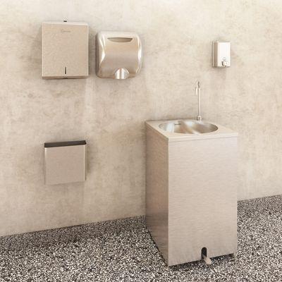 Lavamanos-acero-inoxidable-pedestal-Autoportante